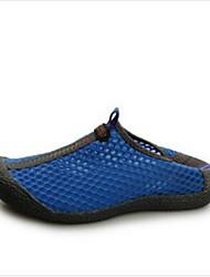 Кроссовки для ходьбы Универсальные Противозаносный Anti-Shake На открытом воздухе Дышащая сетка ПолиэстерПешеходный туризм Катание вне