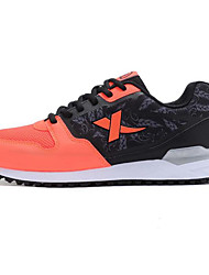 X-tep Running Shoes Anti-Slip Anti-Shake/Damping Ultra Light (UL) Wearable Velvet Running/Jogging