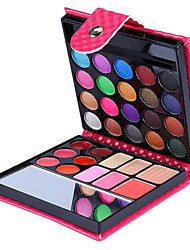 32 Colors EyeShadow Nude Comestic Long Lasting Beauty Makeup