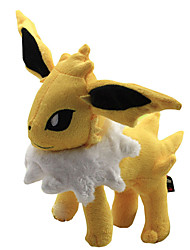 Pocket Little Monster Model Jolteon Soft Plush Stuffed Doll Toy