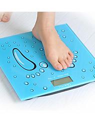 peso corporal, temperatura de medição humana saúde eletrônica do corpo, peso do corpo de vidro