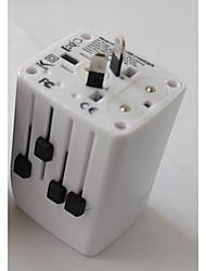 2 Ports USB Ports multi Prise EU / Prise GB / Prise US / Prise AU Chargeur de portable Chargeur SeulementPour iPad / pour téléphone