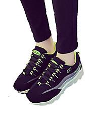 Zapatos Running Tejido Negro / Blanco Mujer / Para Niña