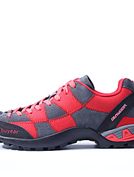 Camssoo Women's Hiking Mountaineer Shoes Spring / Summer / Autumn / Winter Damping / Wearable Shoes Red / Blue