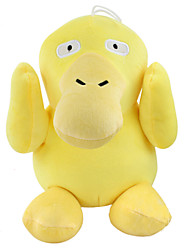 Pocket Little Monster Model Psyduck Soft Plush Stuffed Doll Toy