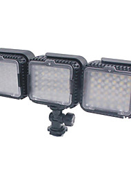 3pcs*HY-Lux48 Portable 48 LED Video Light