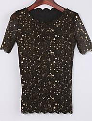 רגיל-דק-שרוולים קצרים-וינטאג'-TS® חולצה(