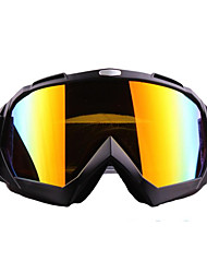 xq-hd lunettes de ski alpinisme de ski lunettes miroir et double miroir sphérique xh-009 anti-buée vent