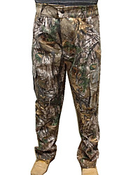Professional Pure Cotton Realtree Camouflage Hunting Pants Trouser for Hunter