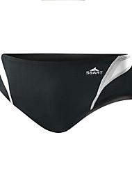 Bottoms Swimwear-Nuoto-Per uomo-Traspirante / Compressione / Materiali leggeri-Nero