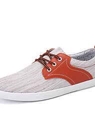 Men's Shoes Outdoor/Athletic/Casual Fashion Sneakers Blue/Grey/Orange