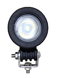 1pcs luz de trabalho IP68 cree luz de trabalho 10w 4x4led