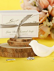 Recipient Gifts - Love Birds Soap Baby Birthday Party Favors Wedding Favors