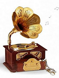 The Phonograph Music Table Shape