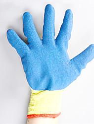 guantes de seguridad desgaste adhesivo durabilidad línea de arrugas