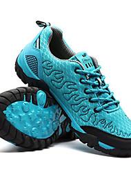 Wandern Herren Schuhe Tüll Blau / Grün