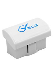 Viecar 2.0 ELM327 BUTOOTH OBD2 Universal Detection Plug OBD Support Custom