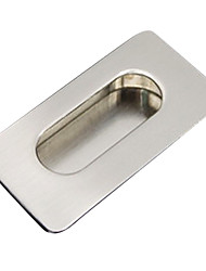 tetragonum stainless steel handle(Hole distance 64mm)