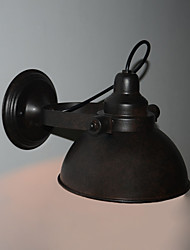 Industrial Retro Wall Lamp Aisle Corridor Hotel Bar Cafe American Country Bedside Wall Lamp