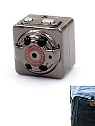Mini DV câmera hd hyq8 webcam com 4pcs levou luz