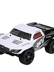 Buggy WLToys K949 1:16 Bürster Elektromotor RC Car 30KM/H 2.4G Weiß / Blau Fertig zum MitnehmenFerngesteuertes Auto /