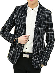 Autumn/new/man/fashion/coat/leisure/long/suit/han edition SLS-YF-X9616