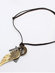 Wing Necklace Fashion Jewelry Accessories