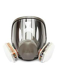3m6800 conjunto máscara de gás, indústria química, mina de carvão, laboratório de tinta spray, uma máscara de protecção de gases nocivos