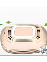 carro purificador de ar de carregamento sem fio de iões negativos usb HEPA