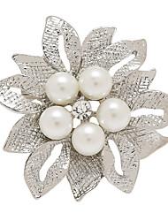 bouquet de mariage épingles et broches pour les femmes perles de fleurs de mode Broche de haute qualité