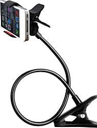 zxd360 graus de rotação longos braços flexíveis universal montar titular do telefone móvel preguiçoso clip-on Stand Holder
