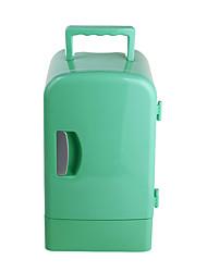fabbrica diretta cw1-4l 7,5 litri frigorifero automobile a casa a duplice uso scatola calda e fredda frigorifero auto mini frigorifero