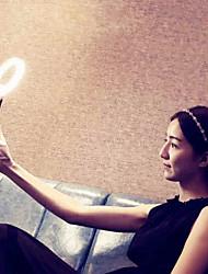 neue Neuheit LED-Lampe Nachtlicht zufällige Farbe