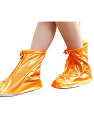 Non-slip Shoe Covers Rain Wear Waterproof Rain Shoe Boots Sets