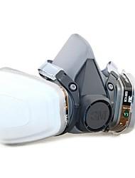 3m6200 Gasmaske Staubfarbe Maske sieben Stücke (nach dem 6200 eingestellt -6002 single)