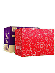 carton Vente en gros fabricants sur mesure de l'emballage boîte en carton de trois à cinq express