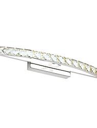 AC 85-265 15W LED Intégré Moderne/Contemporain Galvanisé Fonctionnalité for Cristal / LED,Eclairage d'ambiance Eclairage de Salle de bains