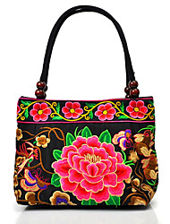 Women Cotton Casual Tote