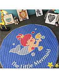 Round Cotton Storage Toy Baby Pad Children Game Pad Climbing Pad