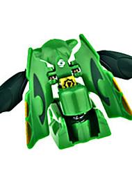Children's Toys Bullet Deformation Magic Egg King War Version of Super Fight Tiger