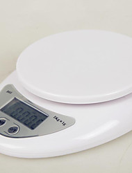 B05 мини электронные весы кухонные, лекарственные травы весы, весы жидкие (английский 5000г-1G)