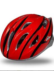 Capacete(Vermelho / Preto / Azul,EPS / PVC) -Montanha / Estrada / Esportes-Mulheres / Homens / Unisexo 15 AberturasCiclismo / Ciclismo de