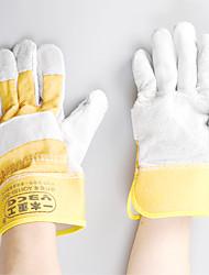 pendurado cola de usar luvas não deslizamento de nylon proteção do trabalho do soldador