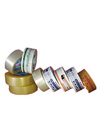 52*25mm Packing Tape Printing  Warning Tape Packing Box Sealing Tape
