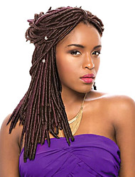 Faux Locs Dread Lock 100% Kanekalon Braid Hair
