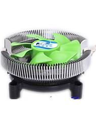 amdintel 775 cpu ventilador de refrigeración para el escritorio