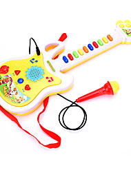 Music Toy Plastic Rainbow
