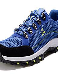 Sapatos Aventura Unissex Preto / Azul / Marrom / Verde / Roxo / Vermelho / Cinza / Azul Real Couro / Tule