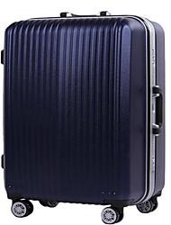 Unissex PVC Uso Profissional Mala de Viagem Roxo / Azul / Verde / Vermelho