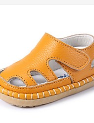 Sandálias(Colorido) - deMENINO-Conforto / Arrendondado / Sandálias